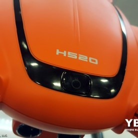YBLTV meets Yuneec's H520 at InterDrone 2017. Yuneec Enterprise takes flight.