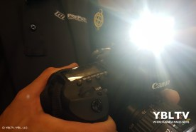 YBLTV meets Rugo, the Rugged Go Anywhere Light from FoxFury at InterDrone 2017.