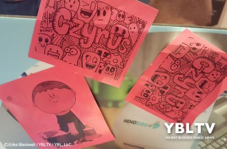 MEMOBIRD. YBLTV Review by Katie Hernandez.