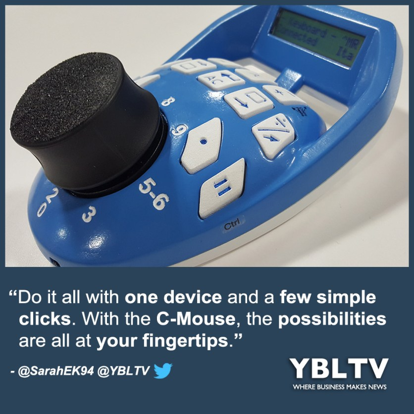 C-Mouse. YBLTV Quick Peek by Sarah Kepins.