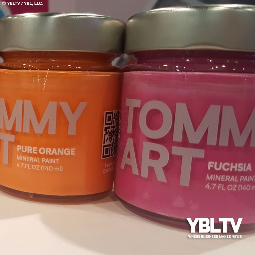 Tommy Art. YBLTV Quick Peek by Laura Kirani.