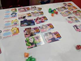 Pretty Guardian Sailor Moon Crystal Dice Challenge, designed by James Ernest of Cheapass Games and distributed by Dyskami Publishing. YBLTV Review by Katie Hernandez.