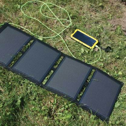 Ascent Solar XD12. YBLTV Review by Patrick Mackey.