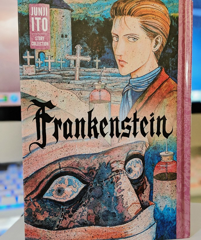 Frankenstein by Junji Ito (Distributed in North America by Viz Media)