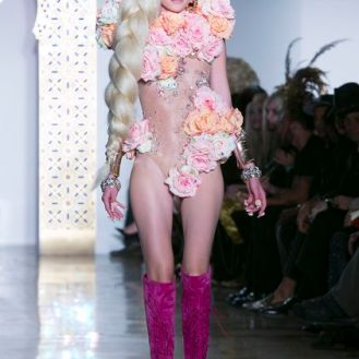 The Blonds Fashion Show Ready To Wear Spring Summer 2015 in New York