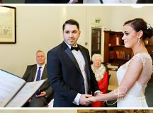 Westminster Register Office Wedding at Mayfair Library