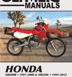 sentinel clymer manual honda xr600r 91 00 xr650l 1993 2007 m221 [ 1025 x 1486 Pixel ]