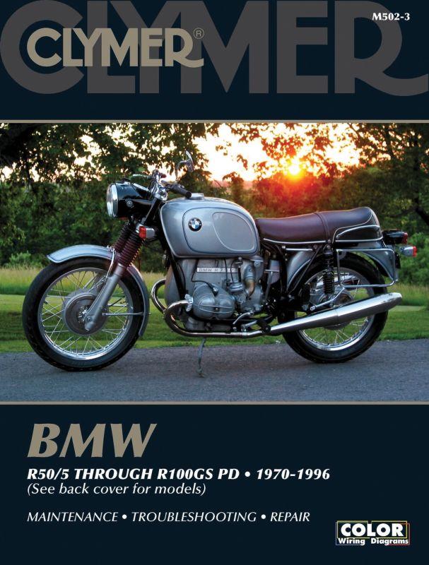 hight resolution of sentinel clymer manual bmw r50 5 through r100 gs pd 1970 1976 m502 3