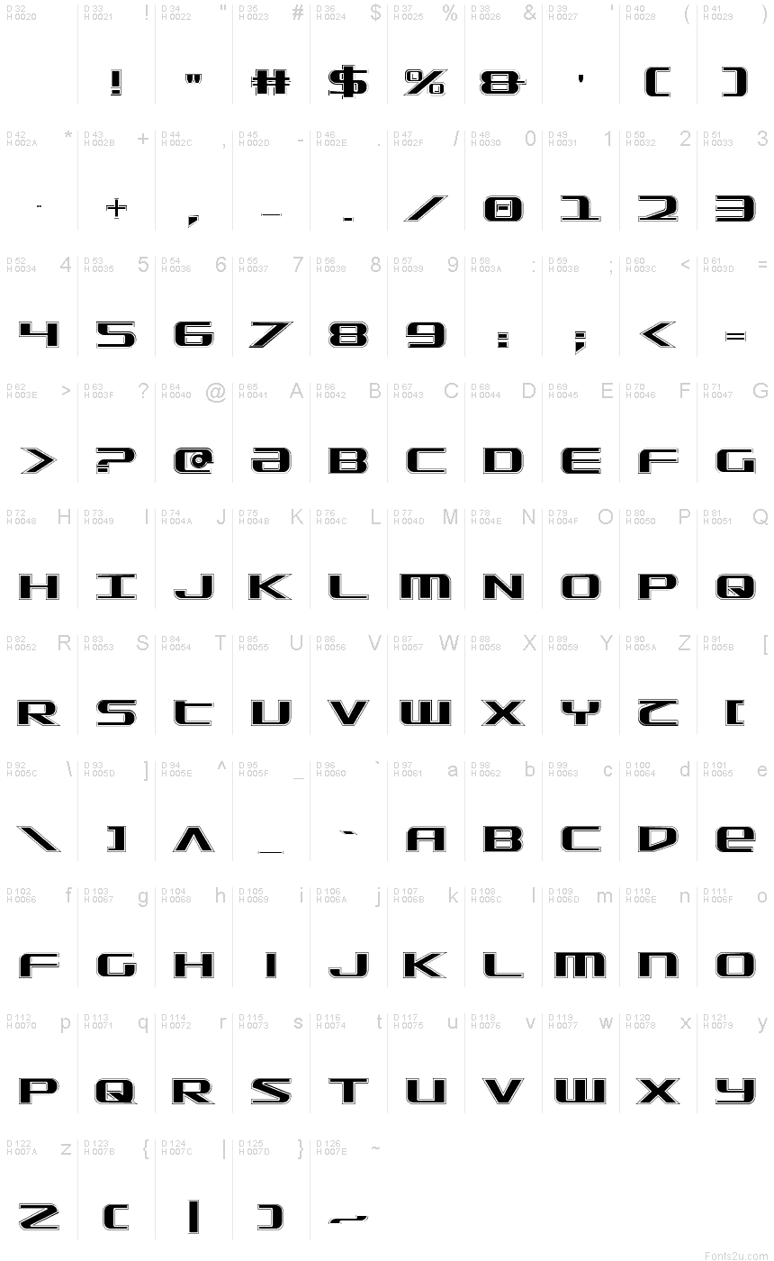 Download SDF College font