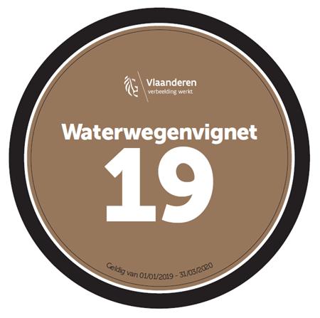 Waterwegenvignet 2019