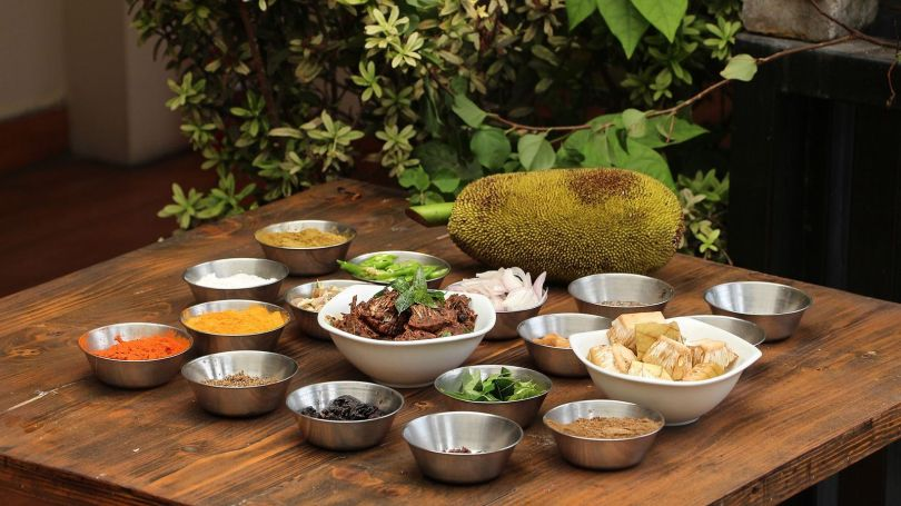 Sri Lankans incorporate jackfruit into a wide variety of dishes (Credit: Credit: Nathan Mahendra)