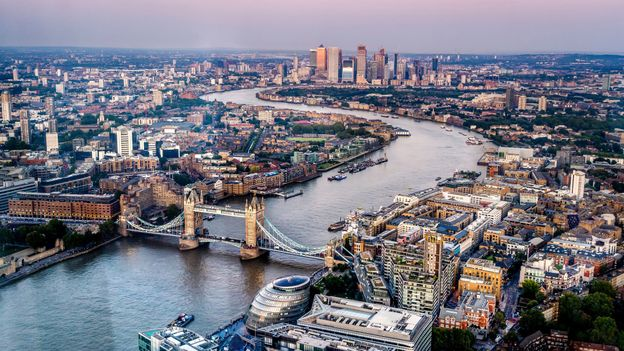 The River Thames is one of the greatest and largest archaeological sites in the world (Credit: Credit: Circle Creative Studio/Getty Images)