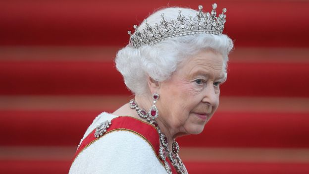 In a special address to the nation, the Queen stressed the value of self-discipline (Credit: Credit: Sean Gallup/Getty Images)