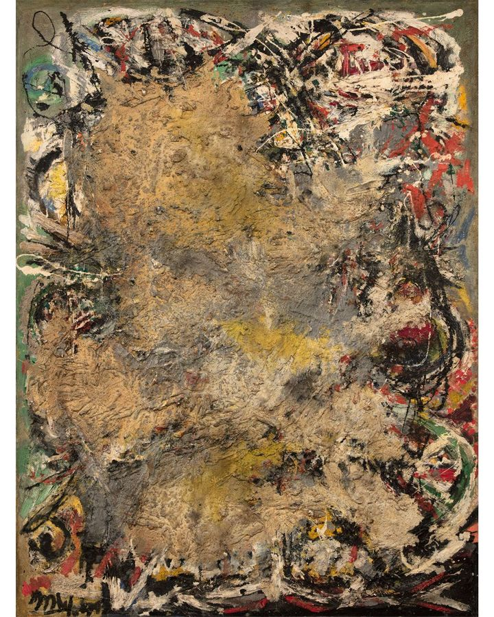 Arshile Gorky, ABD'deki en etkili 20. yüzyıl ressamlarından biri olarak övüldü - ancak West (resim: Nihilism, 1949) büyük ölçüde gözden kaçtı