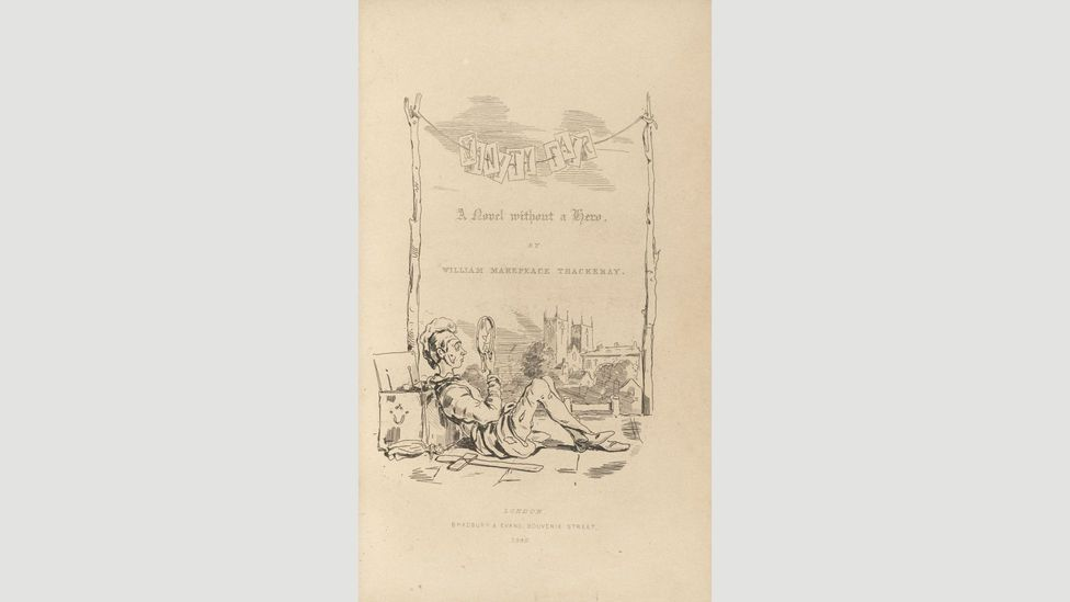 10. Vanity Fuarı (William Makepeace Thackeray, 1848)