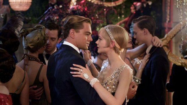 Leonardo DiCaprio and Carey Mulligan starred in Baz Luhrmann's divisive 2013 film (Credit: Alamy)