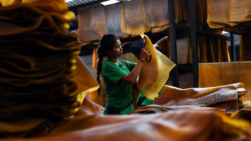 Most of the world's natural rubber comes from Southeast Asia, but low prices are causing some farmers to give up the crop (Credit: Jonathan Klein/Getty Images)