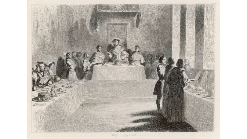 Medlars were de rigeur at medieval banquets (Credit: Alamy)