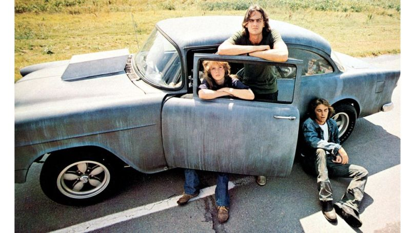 Monte Hellman's road movie Two-Lane Blacktop cast aside traditional narrative for a poetic, often wordless journey (Credit: Alamy)