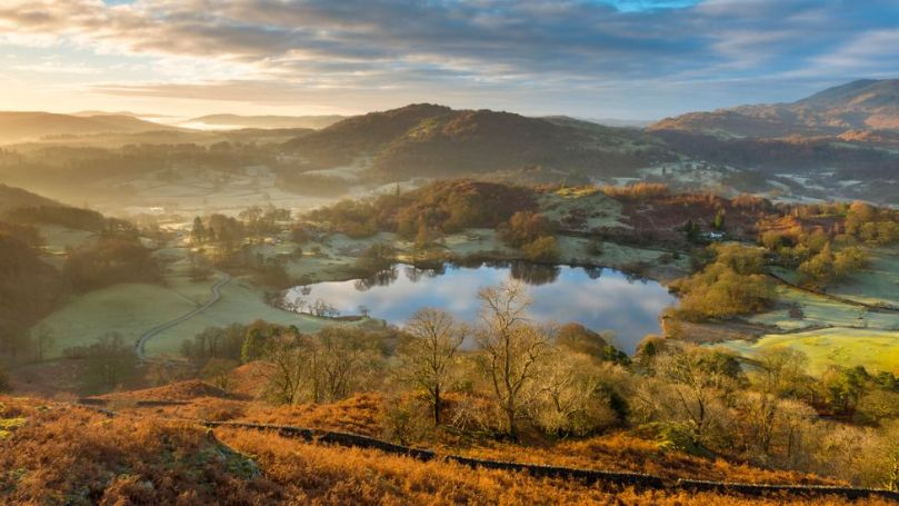 The Lake District is the UK's most popular national park, with around 16 million visitors a year (Credit: John Finney Photography/Getty Images)
