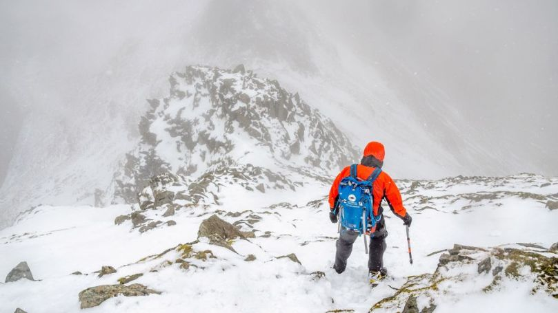 Fell Top Assessors are on hand to assist the more than 250,000 people who tackle Helvellyn every year (Credit: Fell Top Assessors)