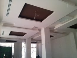 Ground floor celling