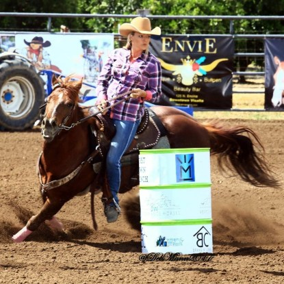 True Rodeo 1D prospect, 9yr Old, Jet of Honor, Oklahoma Fuel Mare