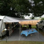 Pullout Awning