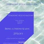 Harmony Eden Laser Spa