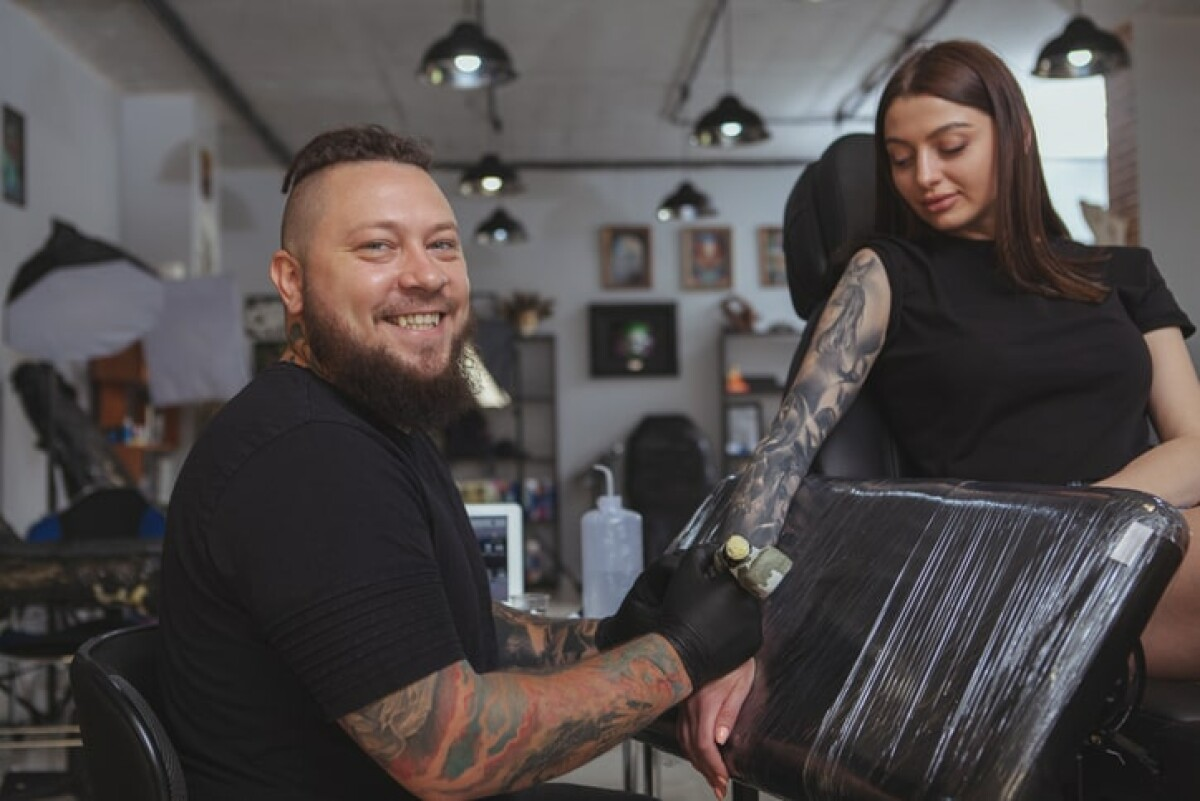 Get a free Tattoo Liability Waiver to help you run your tattoo shop.