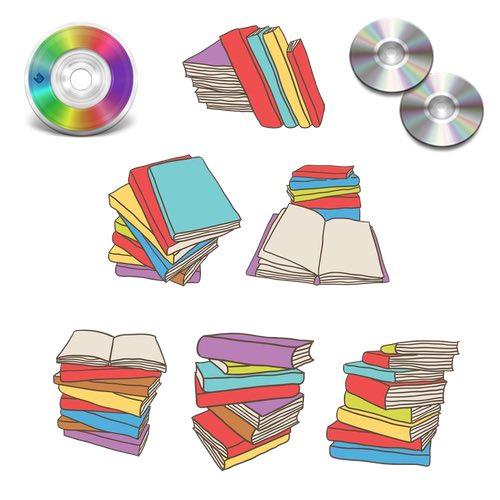 Livres/CDs/Jeux Video