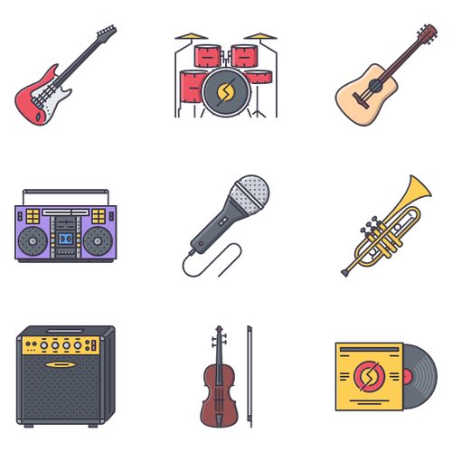 Musique/ Instruments