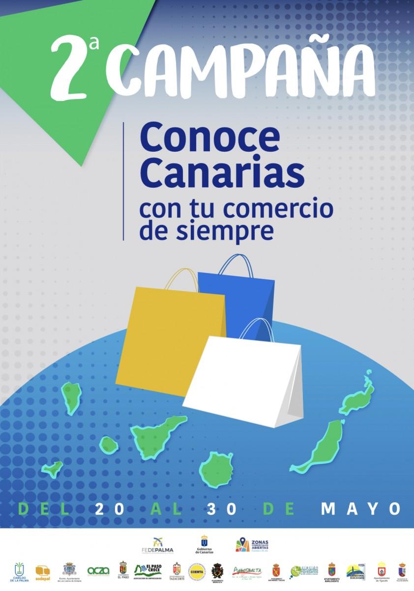 Conoce Canarias con tu comercio de siempre