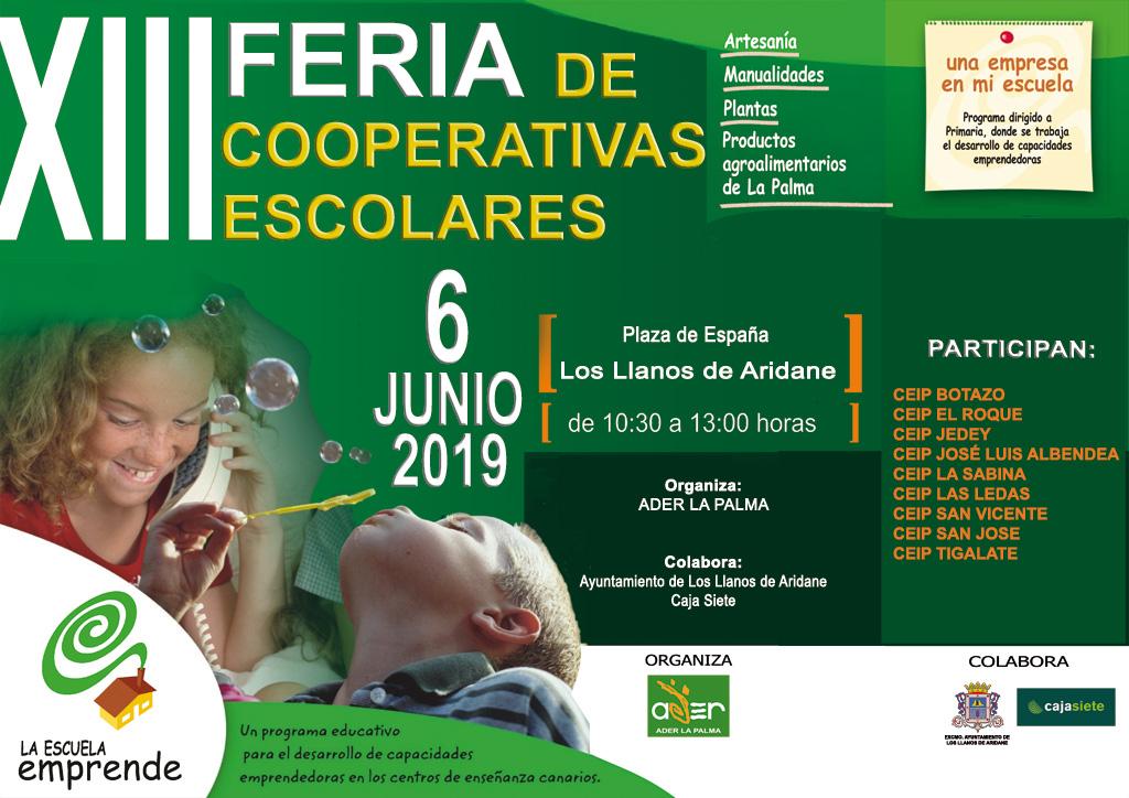 XIII Feria de Cooperativas Escolares