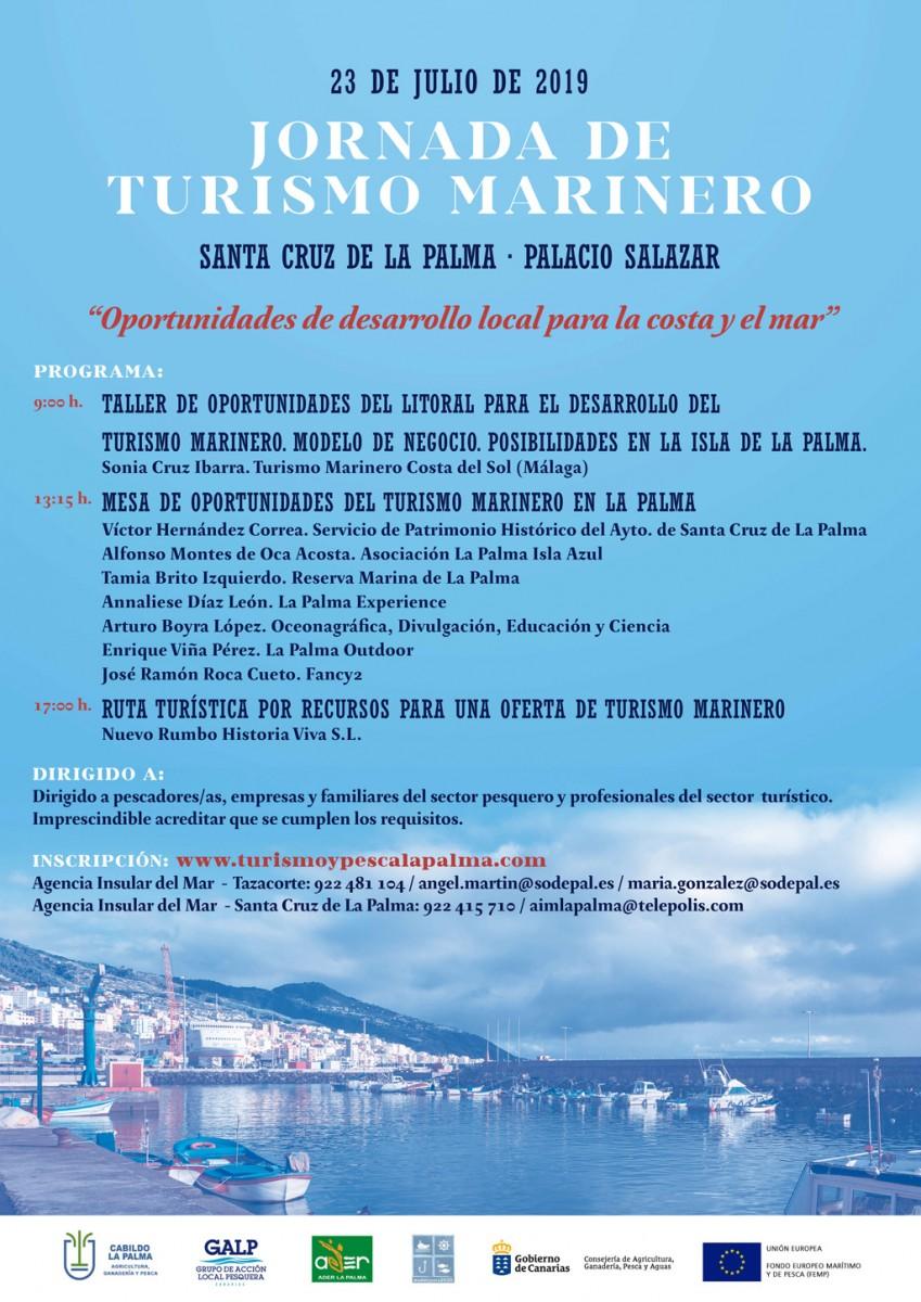 Jornada de Turismo Marinero