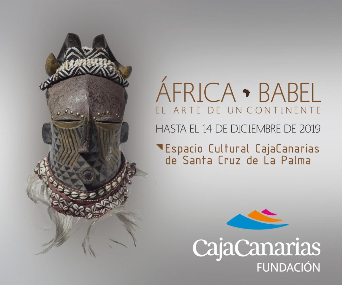 Exposición África-Babel La Palma