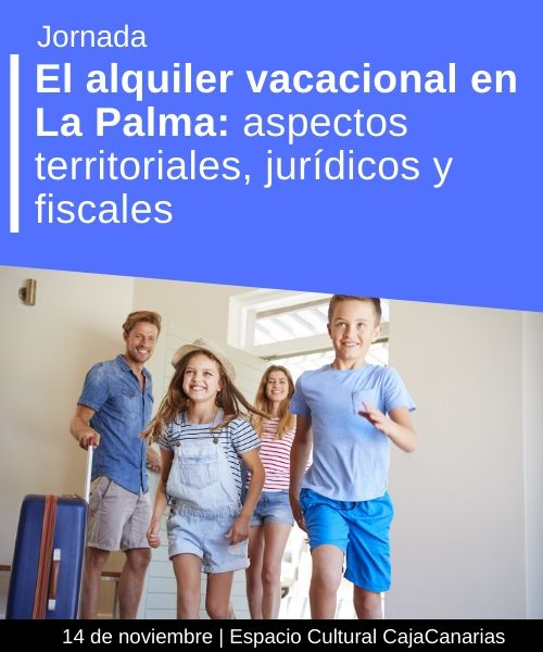 El alquiler vacacional en La Palma