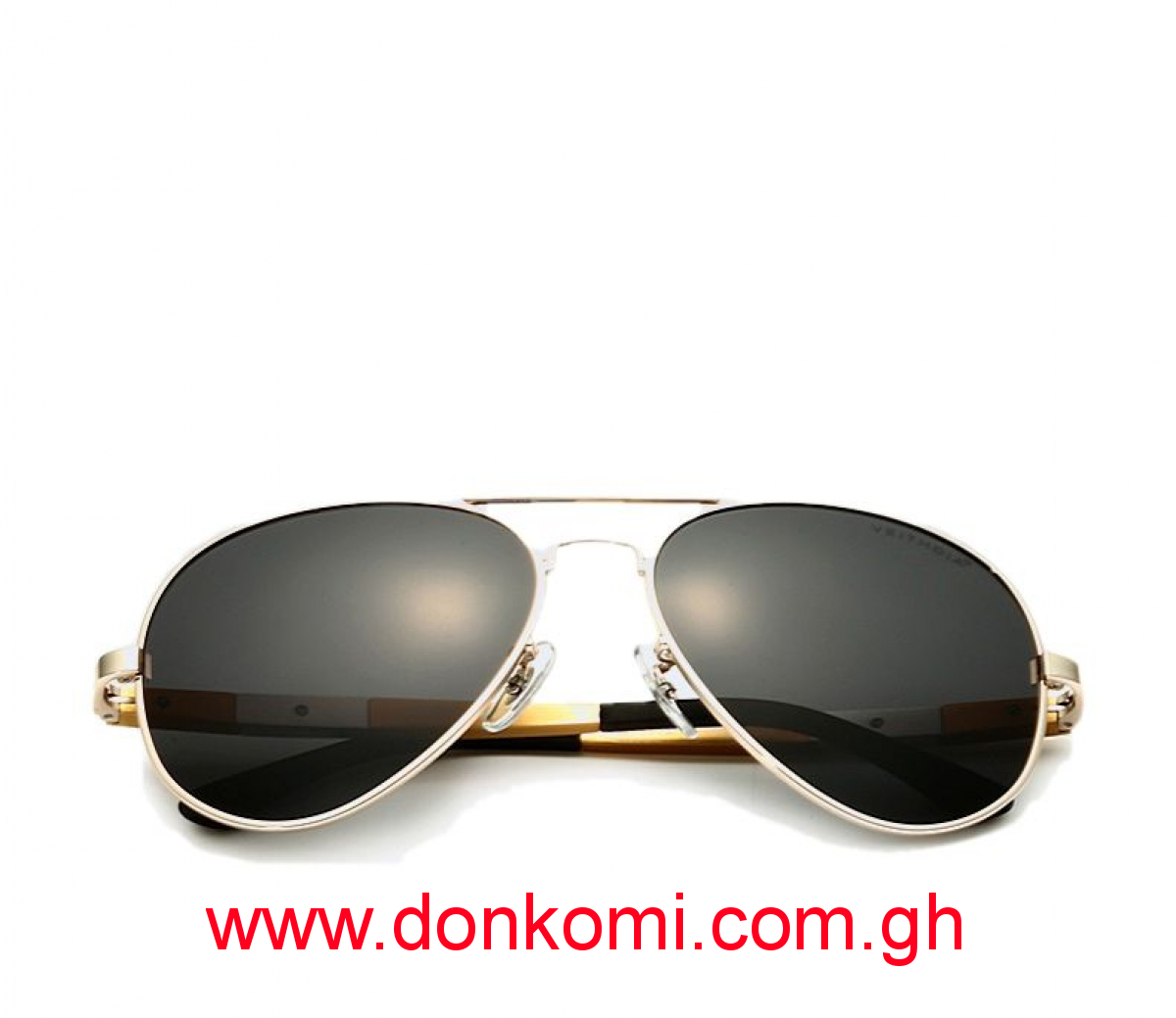 VEITHDIA H707 HD SUNGLASSES - Gold, Silver