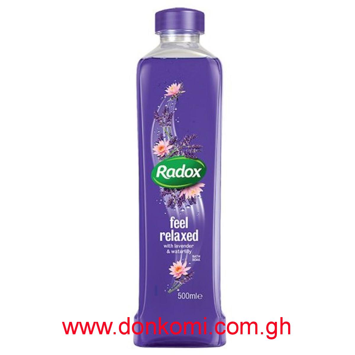 RADOX SHOWER GEL