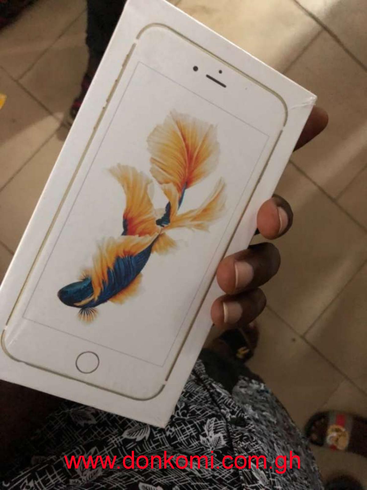 IPhone 6splus 64gig sealed in box