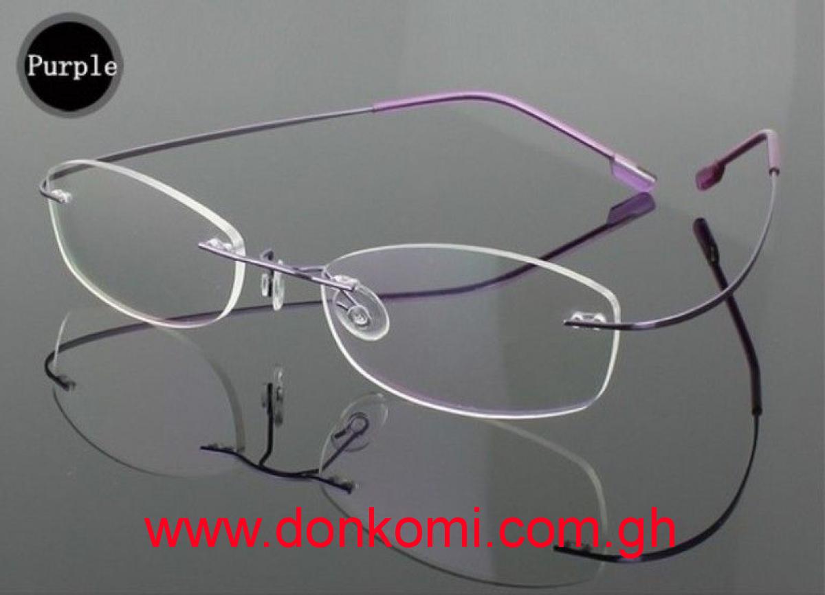 Rimless Optical Frames