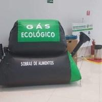 HomeBiogas - transformando lixo orgânico em energia renovável