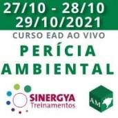 CURSO DE PERÍCIA AMBIENTAL, EAD AO VIVO EM TEMPO REAL