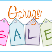 Garage Sale - Aug.  30th and 31st