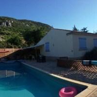 Villa + swimming pool for sale
