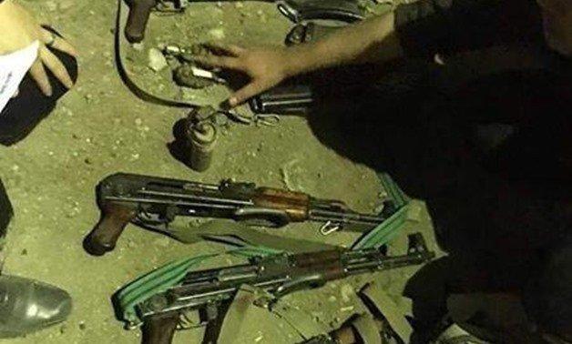 Egyptian police forces killed 6 high-risk criminals