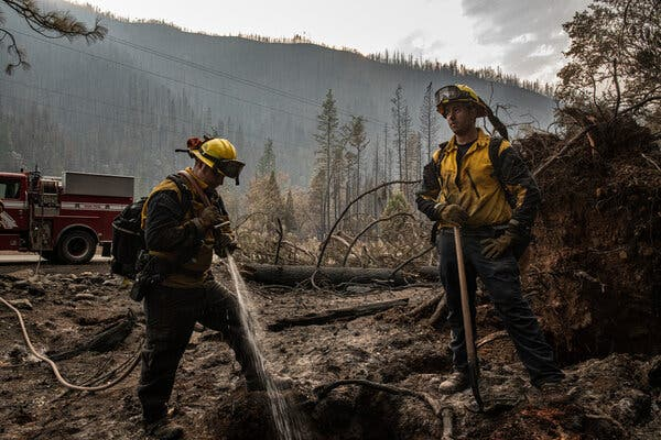 The White House rejected the California government's request for emergency disaster assistance for the 6 wildfires in September