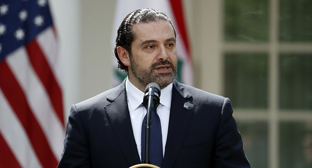 Saad Hariri as Prime Minister of Lebanon again