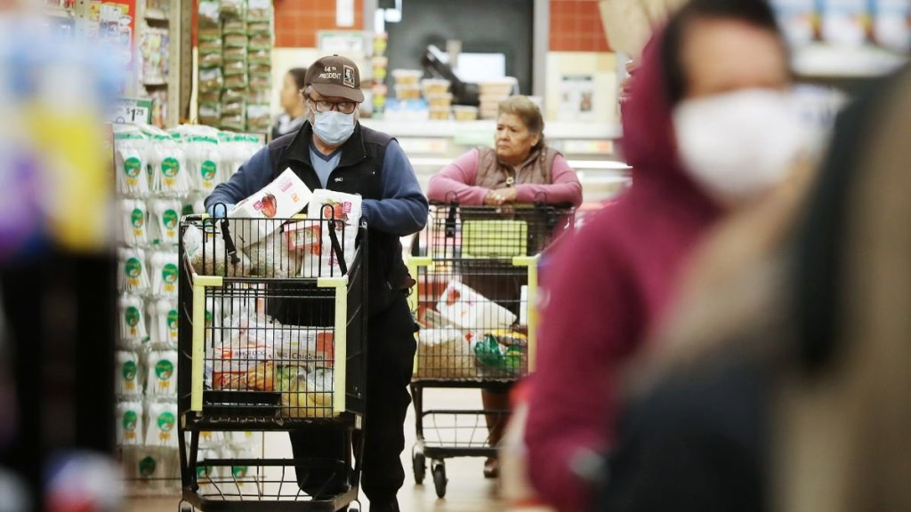 20% of staff in a U.S. supermarket are infected by coronavirus, most of them are asymptomatic
