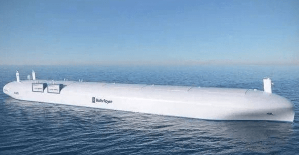 """Experience """"Overlord"""" At a distance of 4,700 nautical miles, the US unmanned fleet is about to exit."""